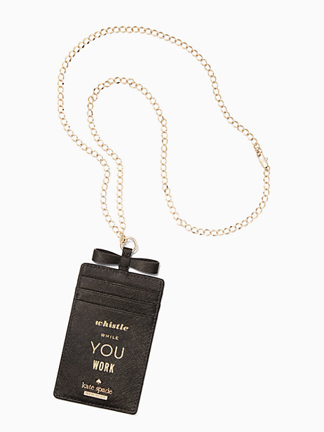 cameron street lanyard by kate spade new york