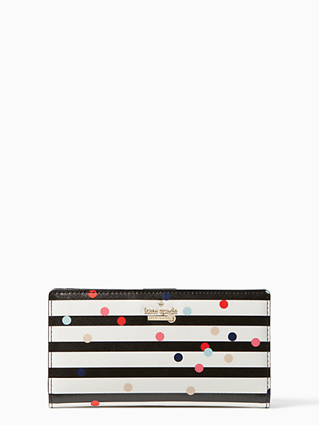 Kate Spade Cameron Street Confetti Dot Stacy