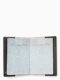 cameron street roses passport holder by kate spade new york