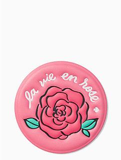ashe place la vie en rose sticker by kate spade new york