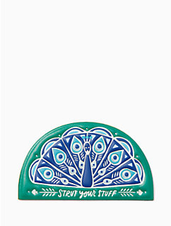 ashe place strut your stuff sticker by kate spade new york
