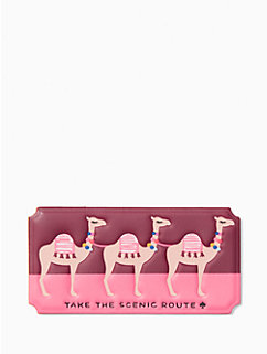 ashe place take the scenic route sticker by kate spade new york