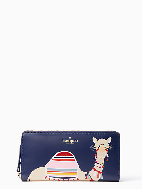Kate Spade Spice Things Up Camel Lacey