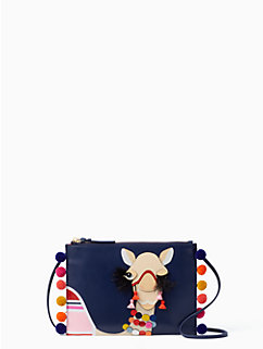spice things up winking camel pouch by kate spade new york