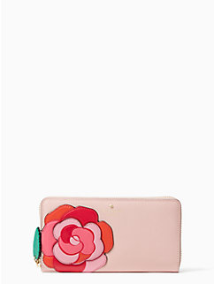 rambling roses applique lacey by kate spade new york