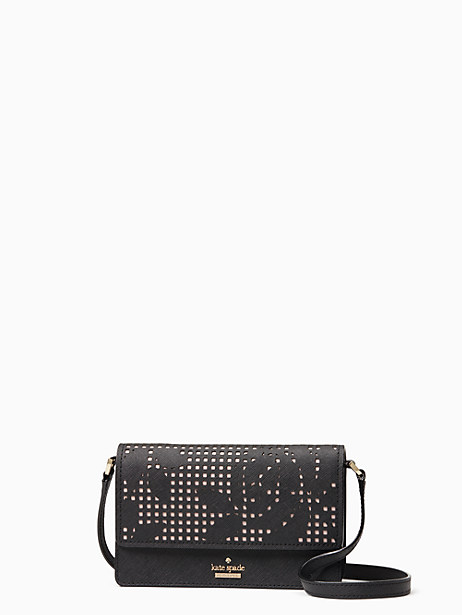 Kate Spade Cameron Street Perforated Arielle, Black