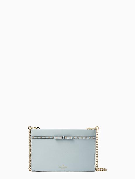 Kate Spade Elliott Street Mini Sima, Shimmer Blue