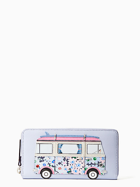 california dreaming surf van lacey by kate spade new york
