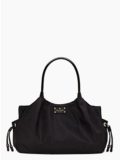 kate spade nylon stevie baby bag
