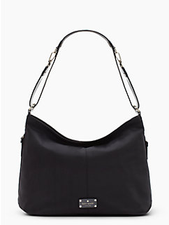 kate spade nylon denise baby bag
