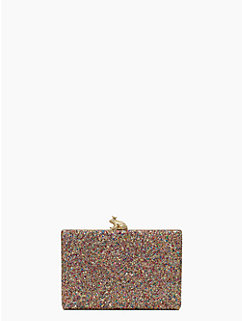 I kissed a frog multi clutch by kate spade new york