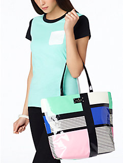 mondrian bon shopper