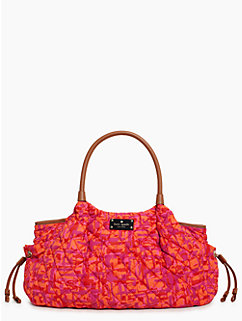 newbury park stevie baby bag