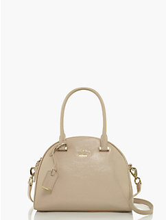 cedar street patent small pearl by kate spade new york