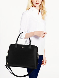 classic nylon daveney laptop bag by kate spade new york