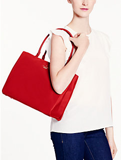 classic nylon phoebe by kate spade new york