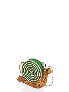 spring forward wicker snail by kate spade new york