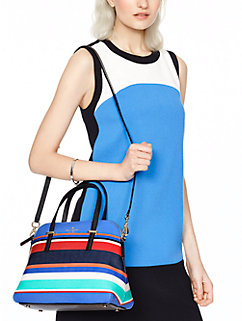 cedar street stripe maise by kate spade new york