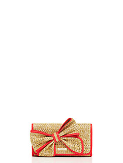 belle place straw viv by kate spade new york
