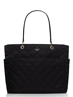 emerson place nylon pauline baby bag by kate spade new york