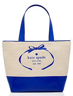 heritage spade logo summer by kate spade new york