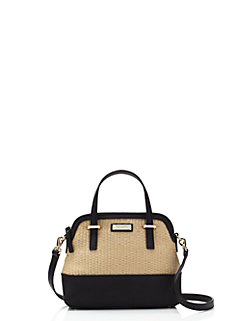 cedar street straw small maise by kate spade new york