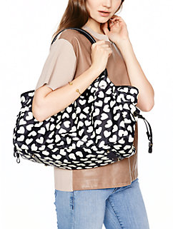 renny drive nylon stevie baby bag by kate spade new york