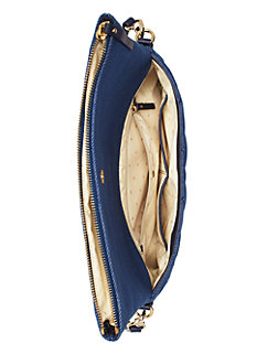 emerson place quilted denim carson by kate spade new york