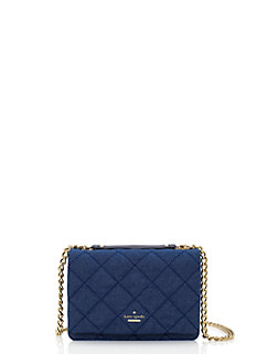 emerson place quilted denim vivenna by kate spade new york