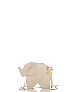 strut your stuff elephant cross-body by kate spade new york