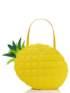 wing it pineapple tote by kate spade new york