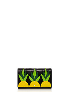 wing it pineapple tally by kate spade new york