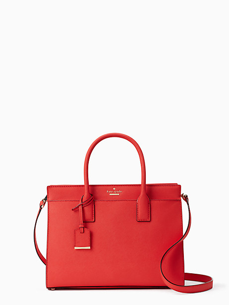 Kate Spade Cameron Street Candace Satchel, Prickly Pear