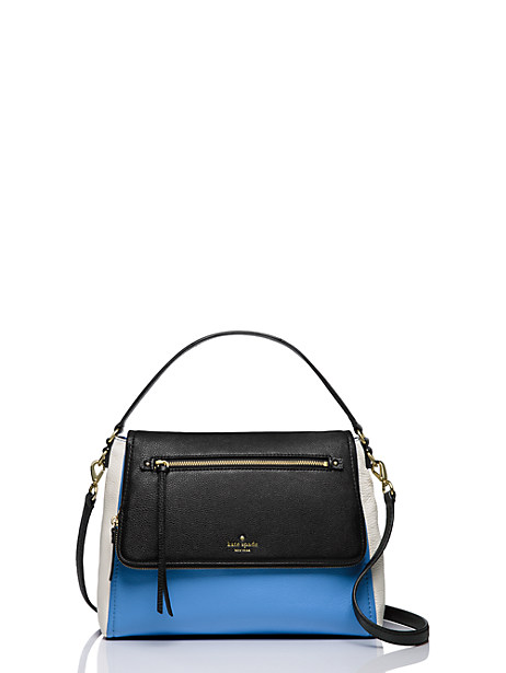 Kate Spade Cobble Hill Toddy, Alice Blue/Black/Cement