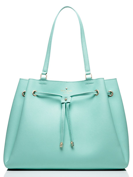 Love this mint kate spade handbag