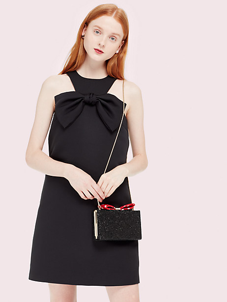 minnie mouse minnie bow clasp by kate spade new york