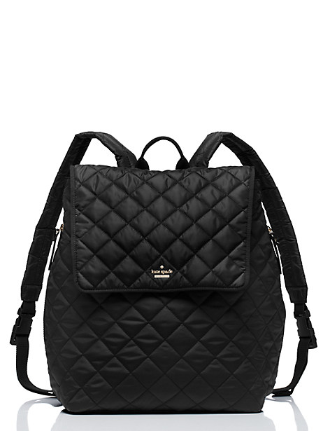 Kate Spade Ridge Street Torrence Baby Backpack, Black