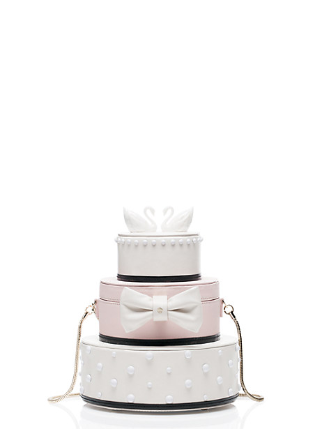Kate Spade Wedding Belles Cake Clutch