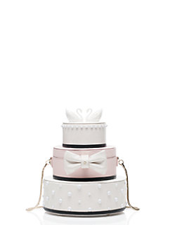 wedding belles cake clutch by kate spade new york