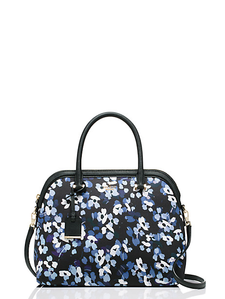 Kate Spade Cameron Street Floral Margot, Black