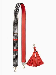 mix it up strap tassel pack by kate spade new york
