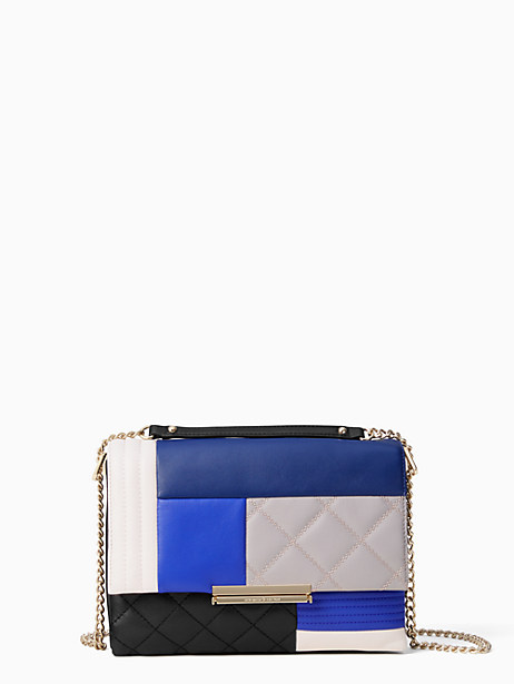 Kate Spade Emerson Place Patchwork Lenia, Sapphire