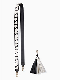 be mine applique hearts strap by kate spade new york
