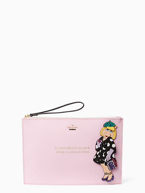 Disney Miss Piggy Collection By Kate Spade New York Britta, Cherry Blossom