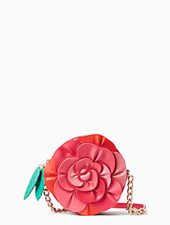 rambling roses rose crossbody by kate spade new york