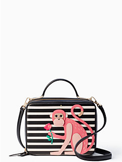 rambling roses monkey casie by kate spade new york