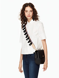 mix it up fringe strap by kate spade new york