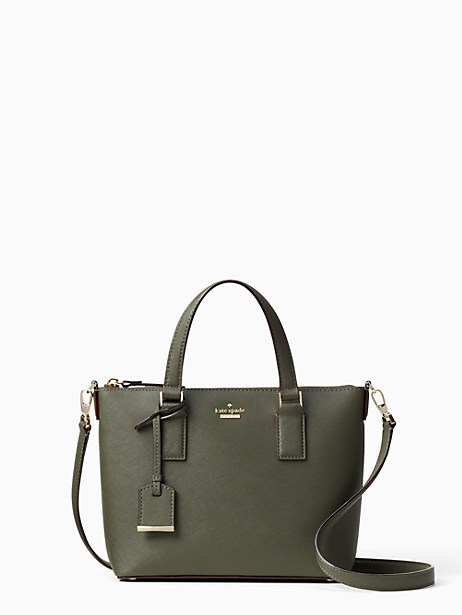 Kate Spade Cameron Street Lucie Cross Body, Evergreen