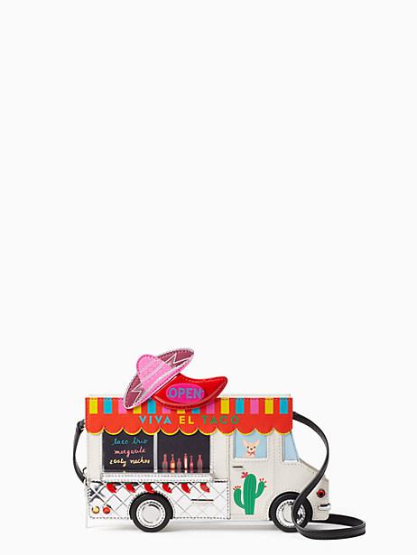 Kate Spade Haute Stuff Taco Truck Bag