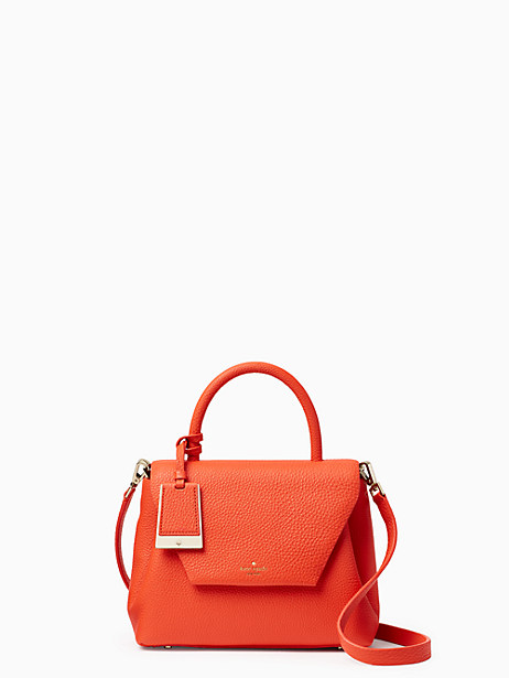 Kate Spade Madison Knollwood Street Small Annelie, Cherry Pepper